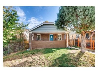 3232 N Clayton Street, Denver, CO 80205 - MLS#: 2460414