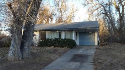 5905 E Minnesota Drive, Denver, CO 80224 - MLS#: 2460766