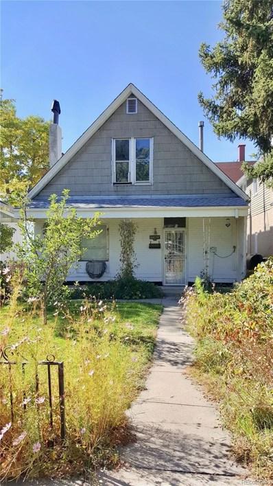 1767 S Logan Street, Denver, CO 80210 - MLS#: 2463377