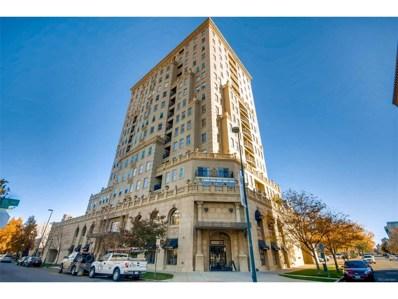 475 W 12th Avenue UNIT 8H, Denver, CO 80204 - MLS#: 2470906