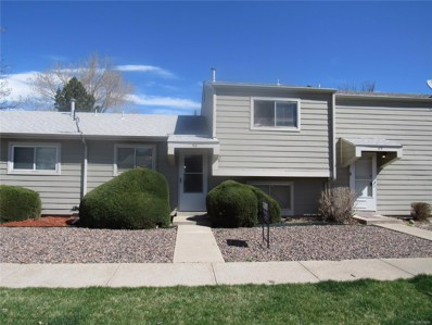 5711 W 92nd Avenue UNIT 46, Westminster, CO 80031 - MLS#: 2472294