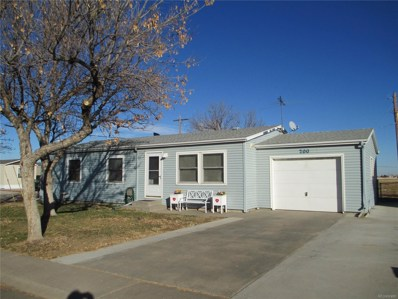 200 Elm Street, Bennett, CO 80102 - MLS#: 2474421