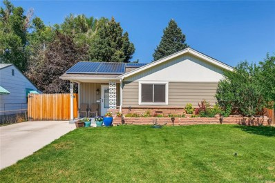 1305 S Wolff Street, Denver, CO 80219 - MLS#: 2474894