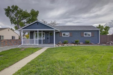1805 S Yuma Street, Denver, CO 80223 - #: 2475764