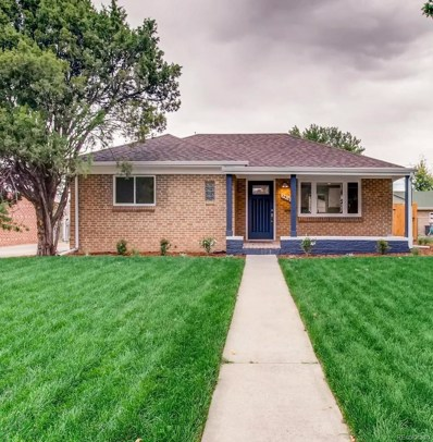 2916 Holly Street, Denver, CO 80207 - MLS#: 2477317