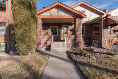 1108 Saint Paul Street, Denver, CO 80206 - MLS#: 2478078