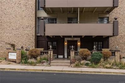 700 Washington Street UNIT 208, Denver, CO 80203 - MLS#: 2478928