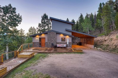 8593 Martin Lane, Conifer, CO 80433 - #: 2483426