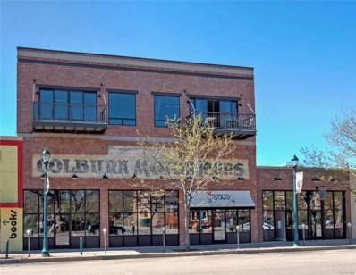 117 E Bijou Street UNIT 204, Colorado Springs, CO 80903 - #: 2485507
