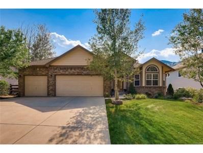 18818 Eagle Ridge Drive, Golden, CO 80401 - MLS#: 2488459
