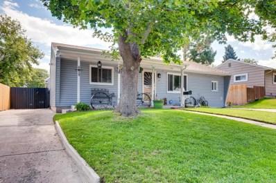 1816 S Newton Street, Denver, CO 80219 - #: 2488489