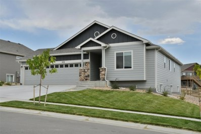 838 Canyonlands Street, Berthoud, CO 80513 - MLS#: 2494648