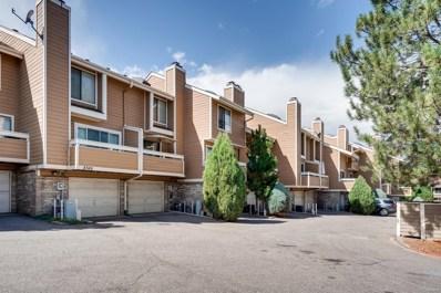 8749 W Cornell Avenue UNIT 4, Lakewood, CO 80227 - #: 2513273