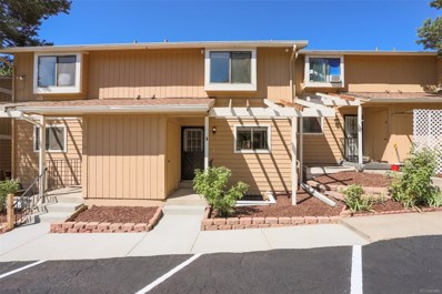 9105 Oberon Road UNIT 3, Arvada, CO 80004 - #: 2515079