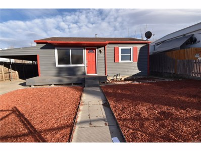 7820 Newport Street, Commerce City, CO 80022 - MLS#: 2522821