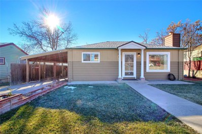 162 S Yates Way, Denver, CO 80219 - MLS#: 2524477