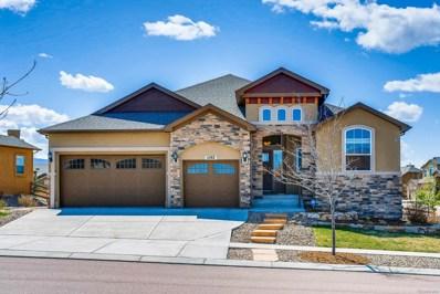 1192 Old North Gate Road, Colorado Springs, CO 80921 - MLS#: 2525911