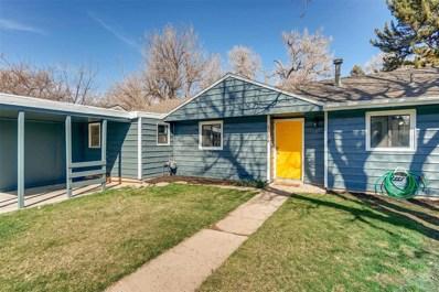 3164 S Forest Street, Denver, CO 80222 - MLS#: 2528098