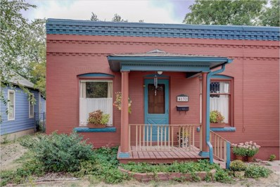 4132 Wolff Street, Denver, CO 80212 - MLS#: 2529287