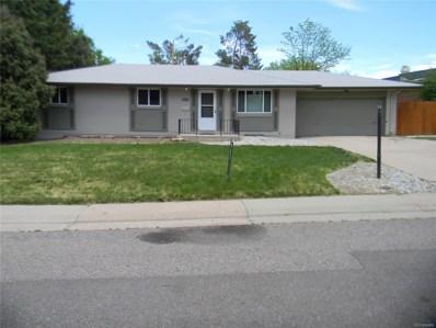 7680 S Kit Carson Drive, Centennial, CO 80122 - MLS#: 2530913