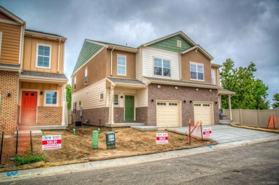 1662 W 52nd Court, Denver, CO 80221 - #: 2533446