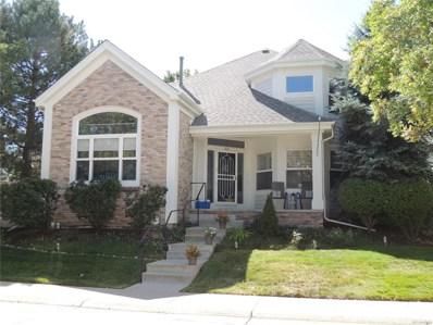 1011 S Valentia Street UNIT 64, Denver, CO 80247 - MLS#: 2538453