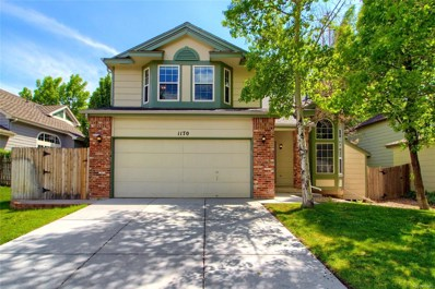 1170 E 131st Drive, Thornton, CO 80241 - #: 2542688