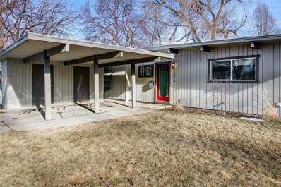 1374 S Eudora Street, Denver, CO 80222 - #: 2543515