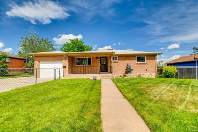 7926 Joan Drive, Denver, CO 80221 - #: 2543669