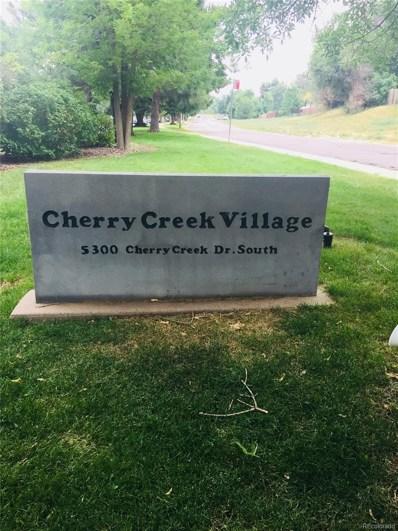 5300 E Cherry Creek South Drive UNIT 504, Denver, CO 80246 - #: 2547238