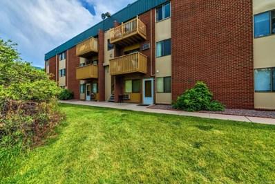 5995 W Hampden Avenue UNIT C15, Denver, CO 80227 - MLS#: 2549529