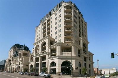 975 N Lincoln Street UNIT 4C-N, Denver, CO 80203 - MLS#: 2550662