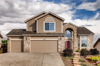 735 Witchhazel Court, Colorado Springs, CO 80921 - MLS#: 2553083