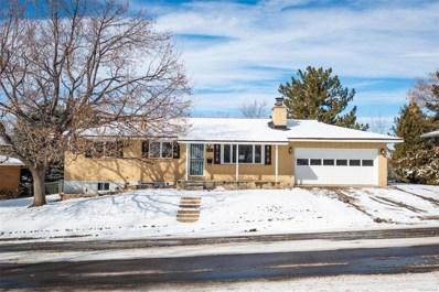 8393 E Kenyon Drive, Denver, CO 80237 - #: 2553086