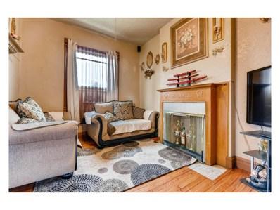 3768 N High Street, Denver, CO 80205 - MLS#: 2555413