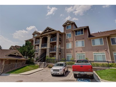 8779 S Kipling Way UNIT 302, Littleton, CO 80127 - MLS#: 2557821