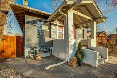 3908 Navajo Street, Denver, CO 80211 - MLS#: 2558121