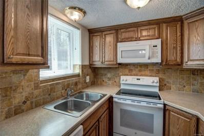 8060 W 9th Avenue UNIT 106, Lakewood, CO 80214 - #: 2561642