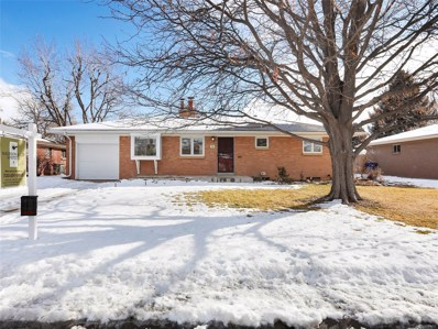 578 W Valleyview Avenue, Littleton, CO 80120 - #: 2562457