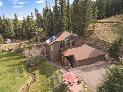 637 Witter Gulch Road, Evergreen, CO 80439 - #: 2563257
