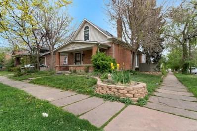 237 E 3rd Avenue, Denver, CO 80203 - #: 2563769