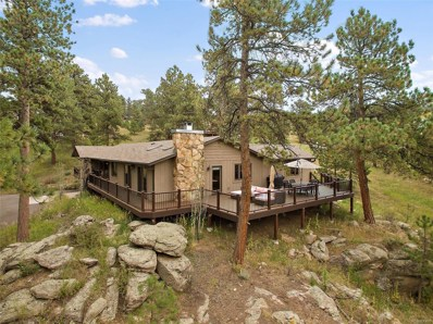 7673 Gartner Road, Evergreen, CO 80439 - #: 2571771