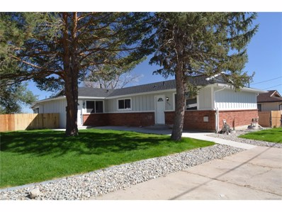 6354 Julian Street, Denver, CO 80221 - MLS#: 2574374
