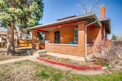 242 Hazel Court, Denver, CO 80219 - #: 2576136