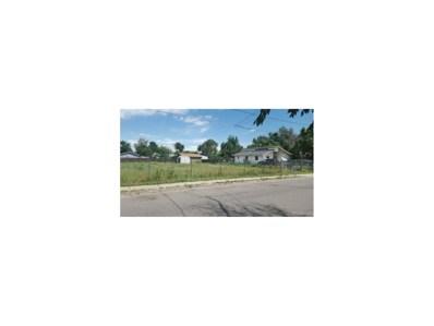 6401 E 65th Place, Commerce City, CO 80022 - MLS#: 2576482