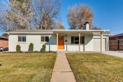 2014 S Meade Street, Denver, CO 80219 - MLS#: 2577743