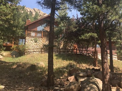 6160 Kinney Creek Road, Evergreen, CO 80439 - #: 2579004