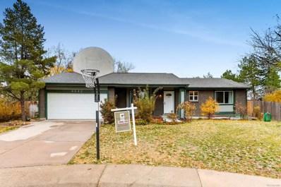 4642 S Jasper Street, Aurora, CO 80015 - MLS#: 2579246