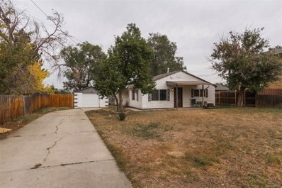 4863 W Tennessee Avenue, Denver, CO 80219 - MLS#: 2587014