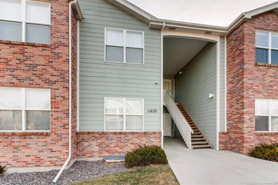 11620 W 62nd Place UNIT 202, Arvada, CO 80004 - #: 2588007